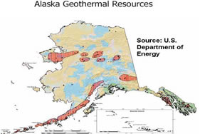 Alaska Geothermic Resources