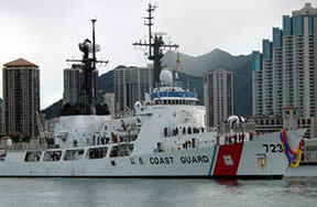 Coast Guard Rush