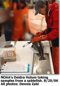 Alaska Dept Fish  Game on Alaska Department Of Fish And Game S Sablefish Tag Program
